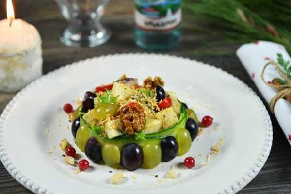 ქართული ყველის სალათი!