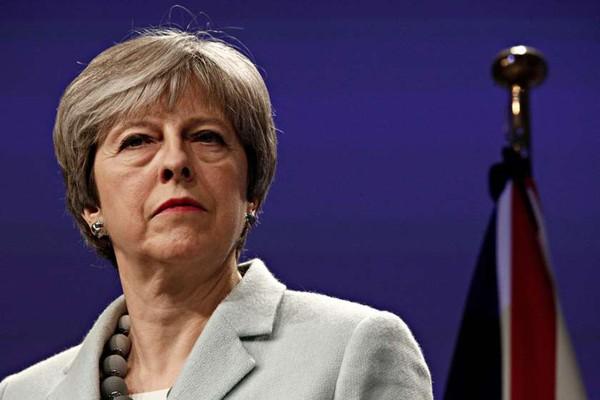 Times: დიდი ბრიტანეთის პრემიერმინისტრი თანამდებობას სავარაუდოდ 24 მაისს დატოვებს