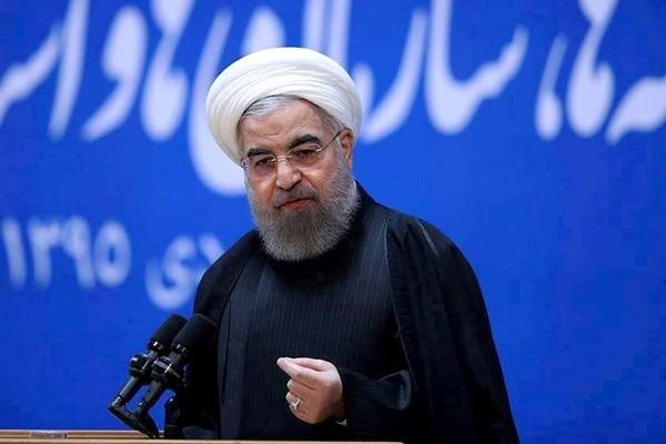 ირანის პრეზიდენტი: ირანი არ დაემორჩილება აშშ-ის ზეწოლას, თუნდაც დაბომბონ