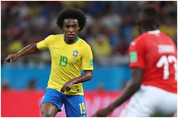 ბრაზილიის ნაკრებში ნეიმარის ნაცვლად ვილიანი ითამაშებს