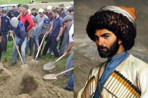 დაღესტნელებმა აზერბაიჯანიდან თავისი ეროვნული გმირის ნეშტი მოიპარეს?
