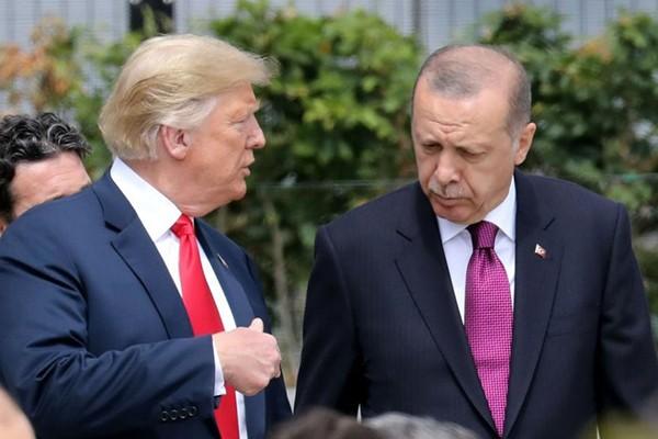 """""""ღმერთმა ნუ ქნას ეს გადაწყვეტილება მიიღოს ერდოღანმა, თურქეთის ეკონომიკას ბულდოზერით გადაუვლის ტრამპი"""""""