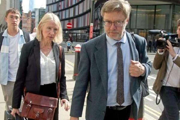 ბრიტანელი ტერორისტის მშობლებს შვილისთვის £223 გაგზავნისთვის პატიმრობა მიუსაჯეს