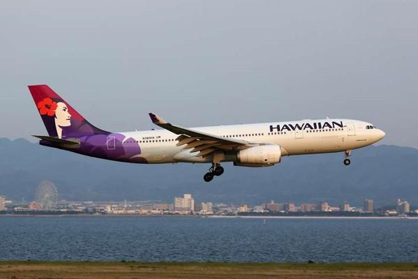ჰავაიზე თვითმფრინავი ჩამოვარდა