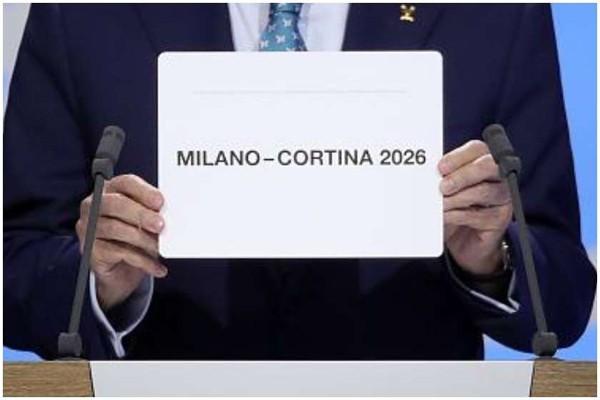 2026 წლის ზამთრის ოლიმპიურ თამაშებს იტალია უმასპინძლებს