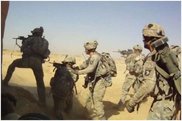 ავღანეთში ამერიკელი სამხედროები დაიღუპნენ