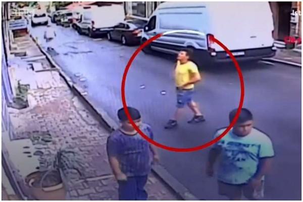 სტამბოლში ბიჭმა ფანჯრიდან გადავარდნილი ბავშვი დაიჭირა