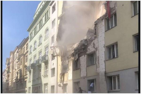 ვენაში საცხოვრებელ კორპუსში მომხდარი აფეთქების შედეგად 12 ადამიანი დაშავდა