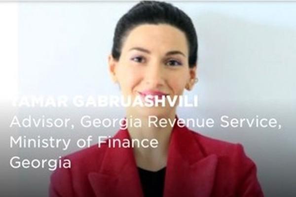 ფინანსთა სამინისტროს შემოსავლების სამსახურის თანამშრომელი Obama Foundation-ის პირველ ქართველ სტიპენდიანტად დასახელდა