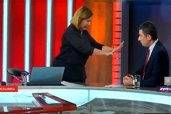 დაბრძანდით, აგიხსნით – ინგა გრიგოლიას ემოციური კითხვა და გაკვირვებული მინისტრი (ვიდეო)