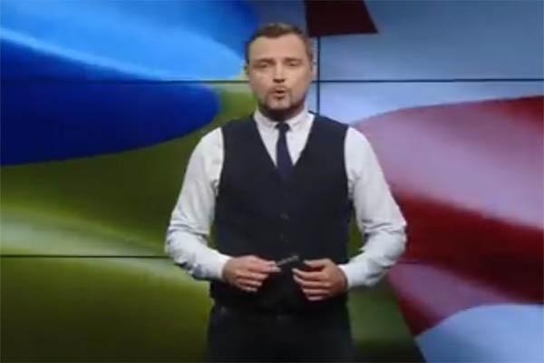 პუტინის ლანძღვის დეჟავუ უკრაინულ ტელეარხზე (ვიდეო)