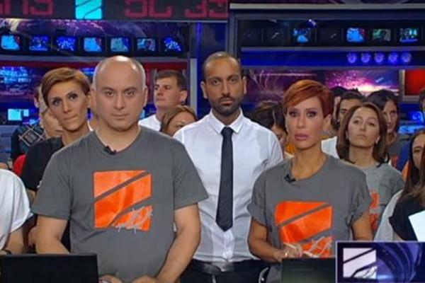 """""""რუსთავი2""""-ის ჟურნალისტები ოქრუაშვილს ნოდარ მელაძის გარეშე შეხვდნენ?"""