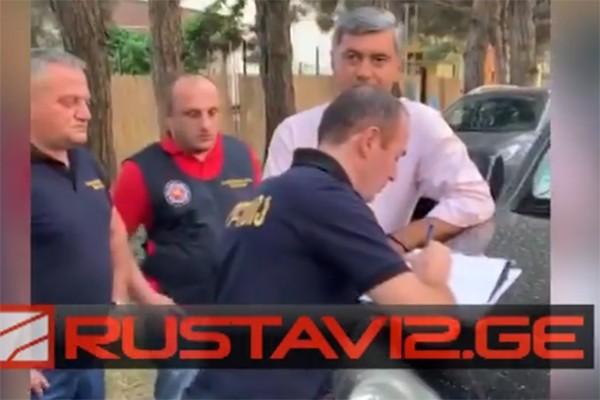 ირაკლი ოქრუაშვილი დააკავეს (ვიდეო)