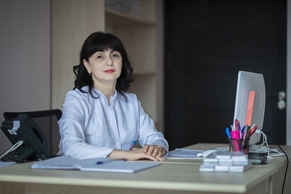 """""""25-დან 60 წლამდე ყველა ქალბატონს შეუძლია ისარგებლოს სკრინინგ პროგრამით, რომელიც უფასოა მთელი საქართველოს მასშტაბით"""""""
