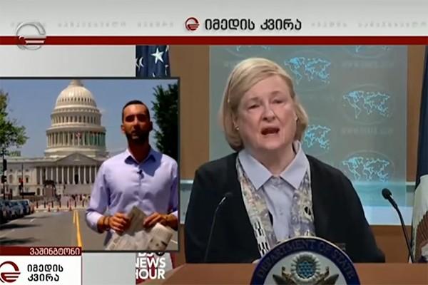 მერი ენ გლენდონი:  ადამიანის ძირითადი უფლებები ხშირად არასწორად ესმით და მისით მანიპულირებენ (ვიდეო)