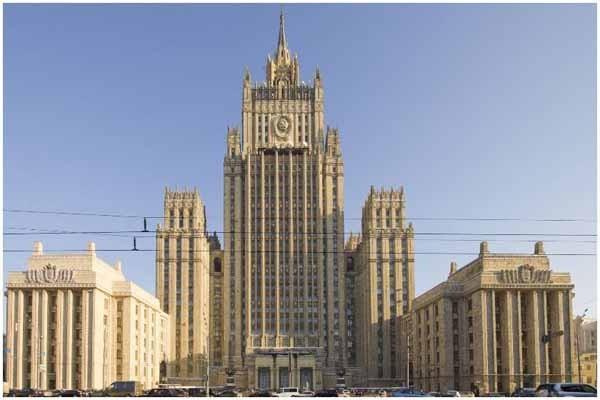 რუსეთმა უკრაინის საკონსულოს თანამშრომელი პერსონა ნონ გრატად გამოაცხადა