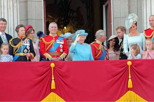 ბრიტანელებმა სამეფო ოჯახის ყველაზე პოპულარული წევრი დაასახელეს