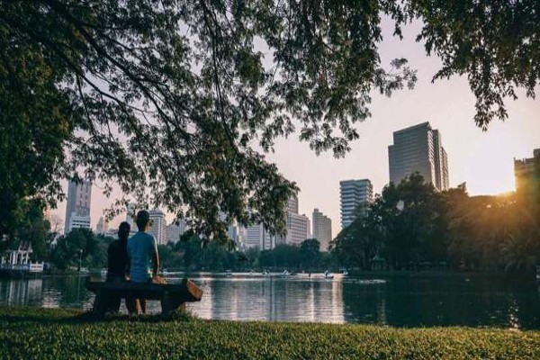 კვლევა: ქალაქში არსებული პარკები ადამიანების განწყობას მკვეთრად აუმჯობესებს