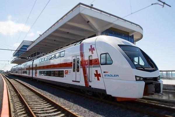 """7 სექტემბერს """"Black Sea Arena"""" -ს მიმართულებით დამატებითი მატარებელი ინიშნება"""