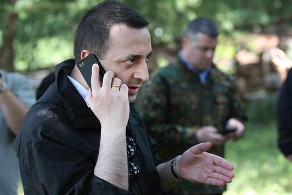 """""""გვინდა ისეთი ჯარისკაცი, ვინც """"გირჩის"""" ცნობას აიღებს და, რომელსაც არ უნდა სამშობლოს ემსახუროს?!"""""""
