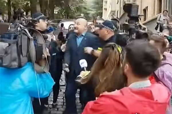 ლაშა ქოიავა: მათ (ნაც.ბოლშევიკებმა) გაარკვიეს: ყველა ვინც ომობდა რუსებთან რუსეთის აგენტია (ვიდეო)
