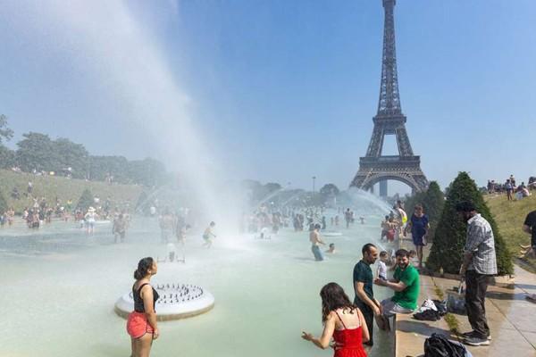 საფრანგეთში წელს ძლიერმა სიცხემ 1400-ზე მეტი ადამიანი იმსხვერპლა