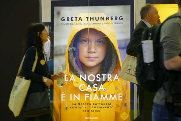 შვედმა მოზარდმა გრეტა ტუნბერგმა გაეროს კლიმატის სამიტზე ემოციური სიტყვა წარმოთქვა