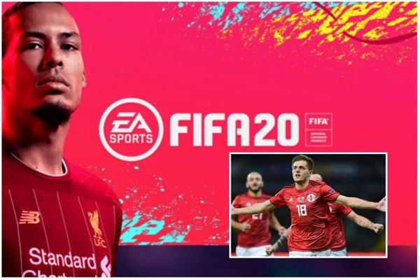 გიორგი ჩაკვეტაძე FIFA 20-ის ტალანტებს შორის მოხვდა