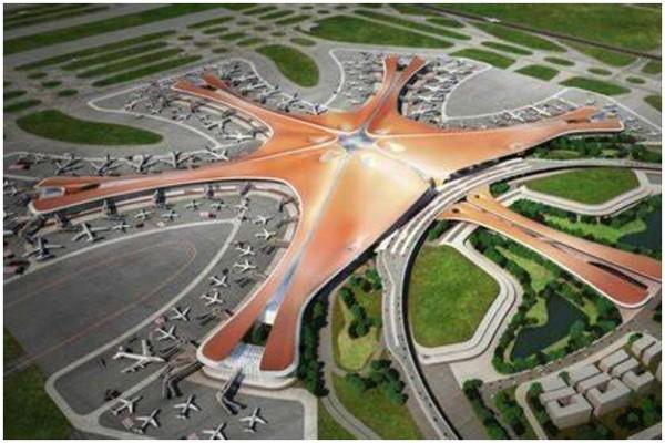 პეკინში მსოფლიოში უდიდესი აეროპორტი გაიხსნა