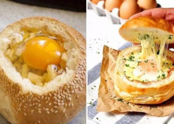 საუზმე, რომლის მოსამზადებლად რამდენიმე ინგრედიენტი დაგჭირდებათ, შედეგი კი გაგაოცებთ