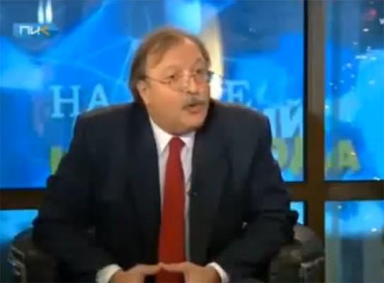 """""""ჯერ ორ სიტყვას გეტყვით, შემდეგ მოუსმინეთ…"""" – ანალიტიკოსი გრიგოლ ვაშაძის 2012 წლის ინტერვიუს ჩანაწერს აქვეყნებს (ვიდეო)"""