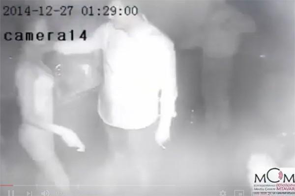 პოლიციელ თარაშ მუკბანიანის მკვლელობის სკანდალური ვიდეო