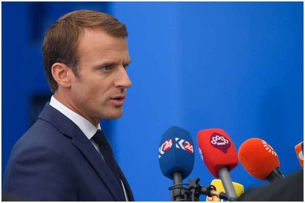 მაკრონი: ევროკავშირი Brexit-ის შეთანხმებაზე გადაწყვეტილებას კვირის ბოლომდე მიიღებს