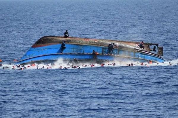 ხმელთაშუა ზღვაში მიგრანტთა გემის ჩაძირვისას დაღუპულთა რიცხვი იზრდება