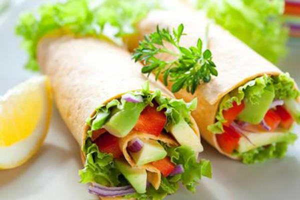 მექსიკური ტაკოსები ბოსტნეულით - გემრიელი და მარტივი სამარხვო კერძი