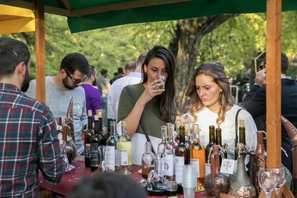 """საქართველოს ბანკის მხარდაჭერით """"გურჯაანის ღვინის ფესტივალი 2019"""" გაიმართა"""
