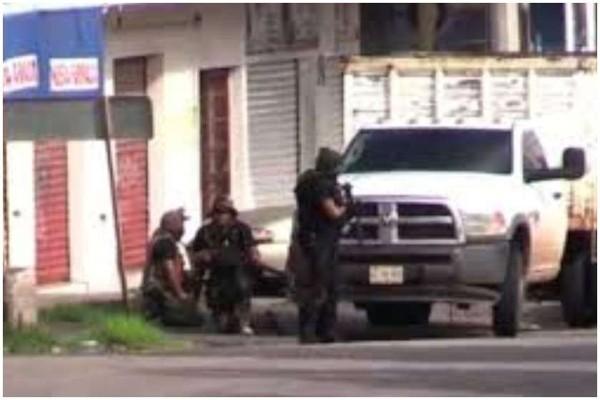 მექსიკაში უსაფრთხოების ძალებსა და ნარკომოვაჭრეებს შორის შეტაკება მოხდა