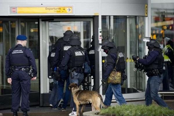 საგანგებო ვითარება ამსტერდამის აეროპორტში ცრუ განგაშმა გამოიწვია