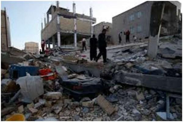 ირანში მიწისძვრას მსხვერპლი მოჰყვა