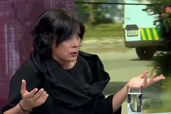 """მანჩო გიორგობიანი : """"მიHანდრო ქართულ მარშს ეტენება? – აიც-დვა!.."""""""