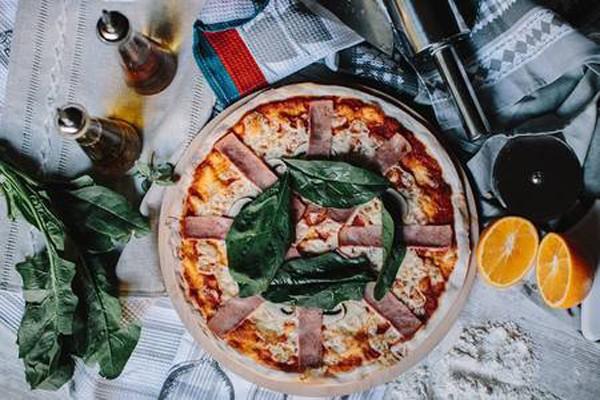 პროშუტო ფუნგი - უგემრიელესი პიცა