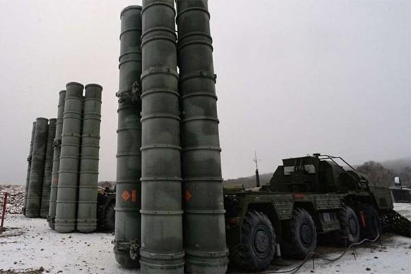 თურქეთი რუსულ S400-ის სისტემებს მაინც გამოიყენებს