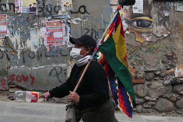 ბოლივიაში მორალესის მხარდამჭერთა აქციაზე 5 ადამიანი გარდაიცვალა