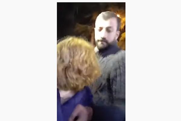 ქუთაისი - ინციდენტი ნაც.მოძრაობის აქტივისტების შეხვედრაზე (ვიდეო)