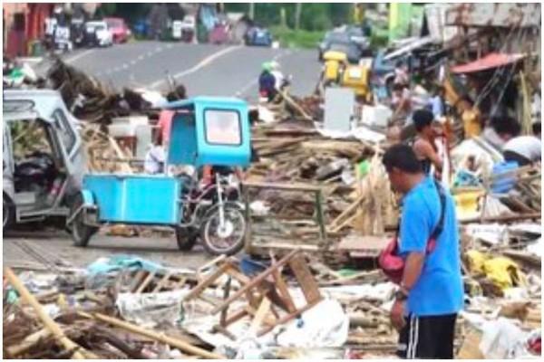 ფილიპინებზე ტაიფუნმა 10 ადამიანი იმსხვერპლა