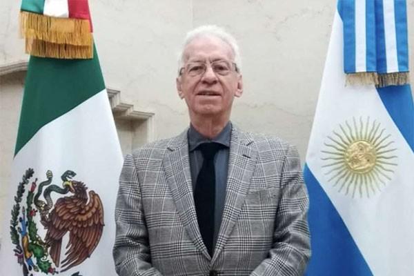 არგენტინაში მექსიკის ელჩს წიგნის ქურდობაში ადანაშაულებენ