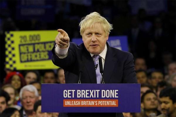 ბორის ჯონსონმა ბრიტანეთის საპარლამენტო არჩევნებში ისტორიული გამარჯვება მოიპოვა