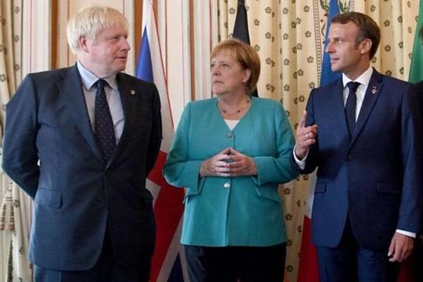 ბრიტანეთი, საფრანგეთი და გერმანია ირანს ბირთვულ შეთანხმებაში დაბრუნებისკენ მოუწოდებენ