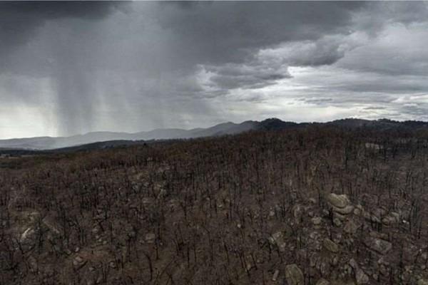 ავსტრალიაში მოსულმა წვიმამ შესაძლოა წყალდიდობა და მეწყერი გამოიწვიოს