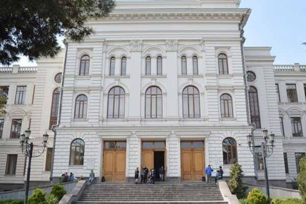 """ზაალ კოკაია - """"წლის პირველი საჯარო ლექცია"""" თსუ-ში"""